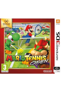 3DS: Mario Tennis Open