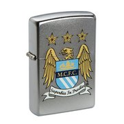 Man City Zippo Football Lighter