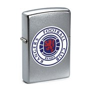 Rangers Zippo Football Lighter