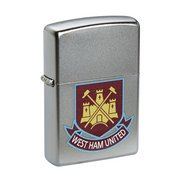 West Ham Zippo Football Lighter