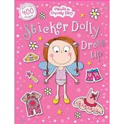 Sticker Dolly Dress Up