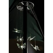 Butterfly Parasol Mobile Light
