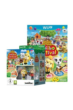 Wii U: Animal Crossing: Amiibo Fest...