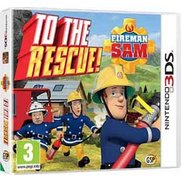 3DS: Fireman Sam: To The Rescue