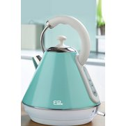 EGL Mint Green Pyramid Kettle