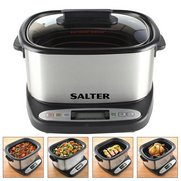 Salter 9-In-1 Multi Cooker With Sou...