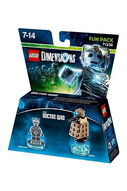 LEGO Dimensions: Doctor Who Fun Pack