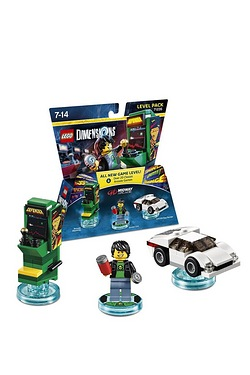 LEGO Dimensions: Midway Retro Level...
