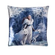 Winter Guardians Cushion