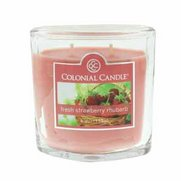 Colonial Candle Strawberry Rhubarb