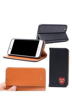 Arsenal PU Folio iPhone 5/5S Case
