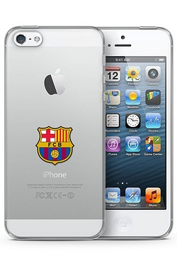 FC Barcelona iPhone 5 TPU Case