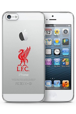 Liverpool FC iPhone 5 TPU Case