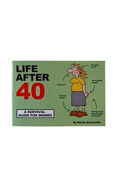 Life After 40 Book - Hers