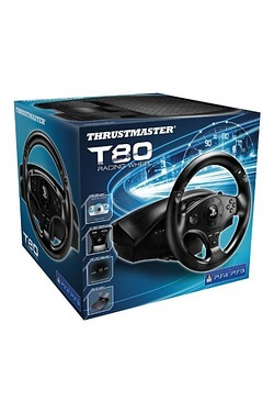 T80 RS Racing Wheel For PS3 & PS4