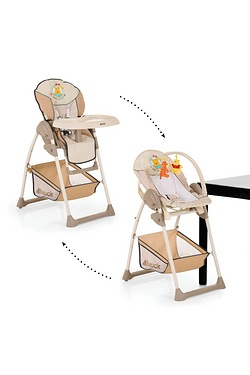 Disney Sit n Relax Highchair - Pooh...