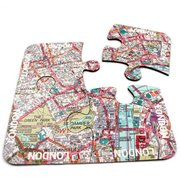 World City Map Coasters - London