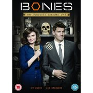 Bones: Season 1-8 - 45x DVD Set
