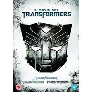Transformers Movie Set - 3x DVD Set