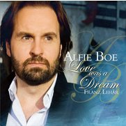 Alfie Boe - Love Was A Dream (CD)
