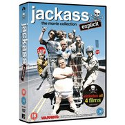 Jackass The Movie Collection (1-3) ...