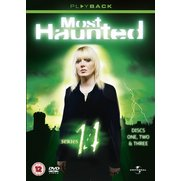 Most Haunted Series 14 - 3x DVD Set