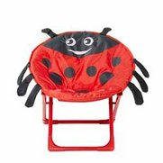 Character Moon Chair - Ladybird