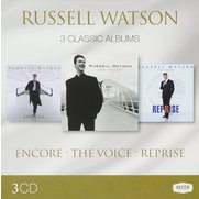 Russell Watson: 3 Classic Albums (3...