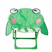 Character Moon Chair - Frog