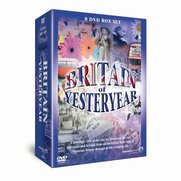 Britain Of Yesteryear - 8x DVD Set
