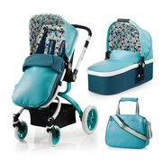 Cosatto Ooba Travel System - Duck Egg