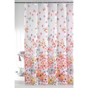 Pastel Butterflies Shower Curtain
