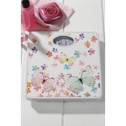 Pastel Butterflies Bathroom Scales