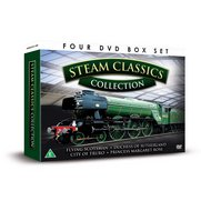 Steam Classics Collection - 4x DVD Set