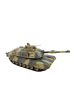 Remote Controlled BB Firing Tank (7...