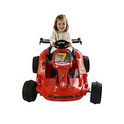 Kids 6v Go Kart Ride On Car
