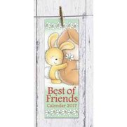 Small Slim Best Of Friends Calendar...