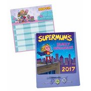 Supermum's Family Organiser 2017