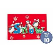 10 Winter Fun Gift Tags