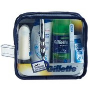 Gillette Travel Pack