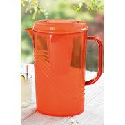 Orange Cooler Jug