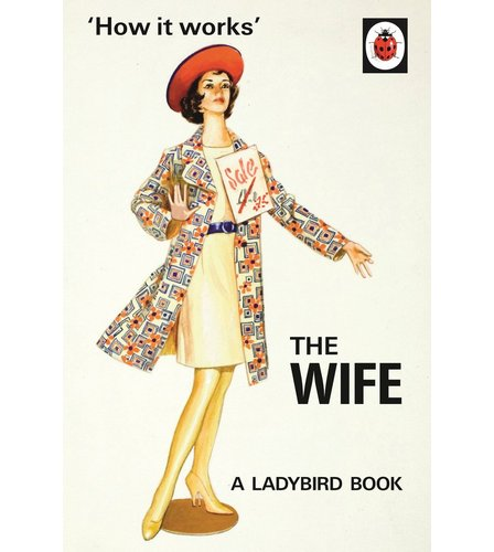 Image for The Ladybird Book Of The Wife from ace