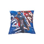 Marvel Civil War Filled Cushion