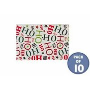Ho Ho Ho Adult Gift Tags