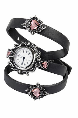 Heartfelt Bracelet Watch