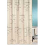 Parisenne Shower Curtain