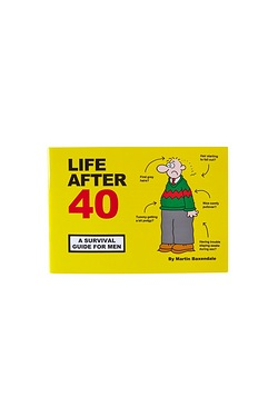 Life After 40 Book - His