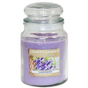 18oz Glass Jar Candle - Lavender