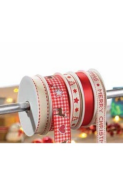 Pack Of 5 Ribbon Spools - Nordic