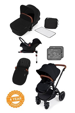 Stomp v3 All In One Travel System W...